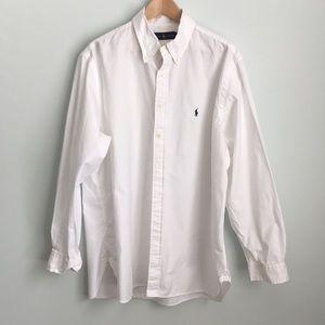 Ralph Lauren White polo shirt